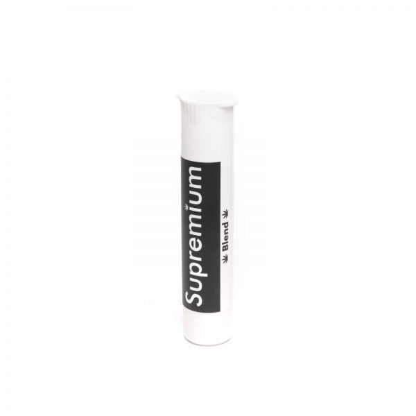 Wholesale Supremium pre rolled joints in tubes, cannabis blend at wholesale for resellers