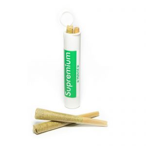 Supremium pre roll hybrid joints in tubes from the best online dispensaries