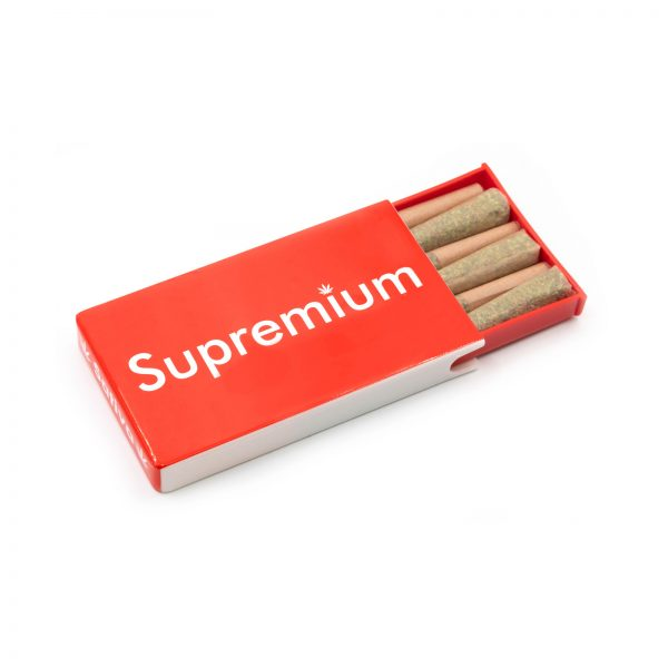 Wholesale Supremium sativa pre rolled joints in packs, pre rolled sativa joints at wholesale for online dispensaries