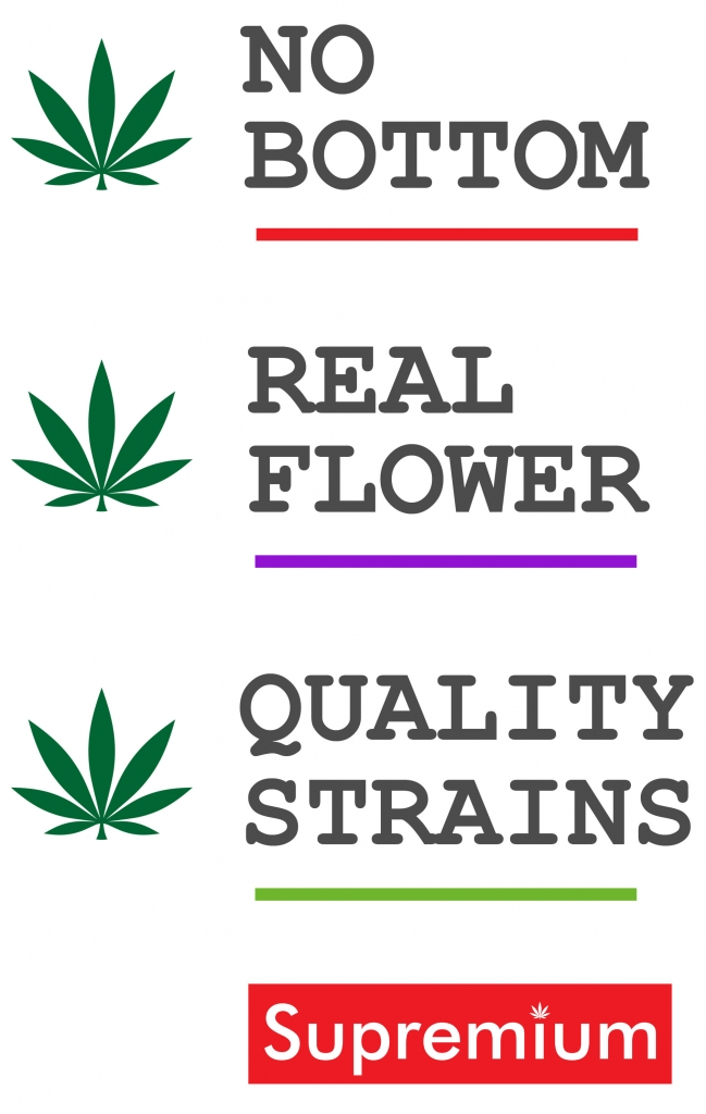 Supremium quality pre rolls, pre roll cones, many cannabis strains at wholesale for resellers